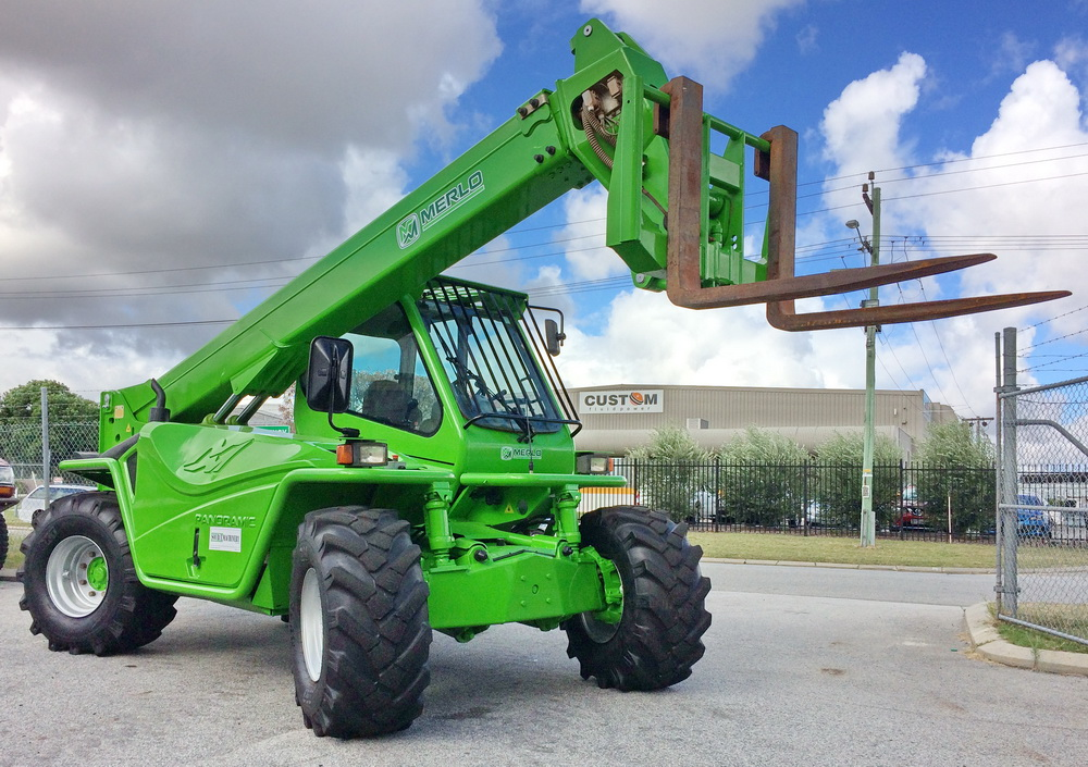 Merlo Telehandler For Hire 6ton Lift Aps Equipment