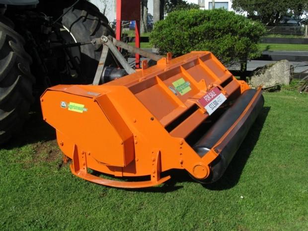 agrimaster rmu 2550 hay/forage equip mulcher