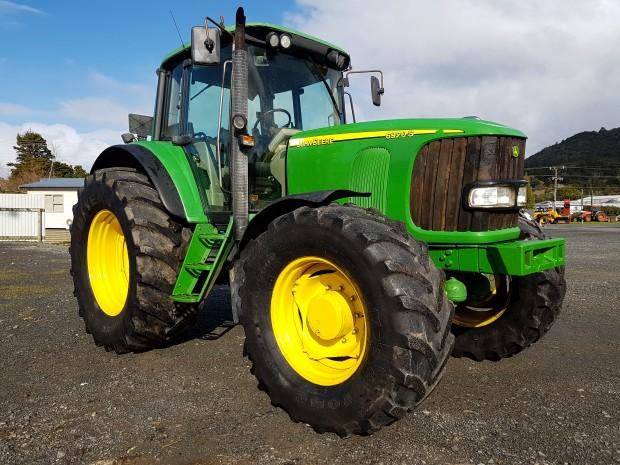 john deere 6920s tractor fwa/4wd