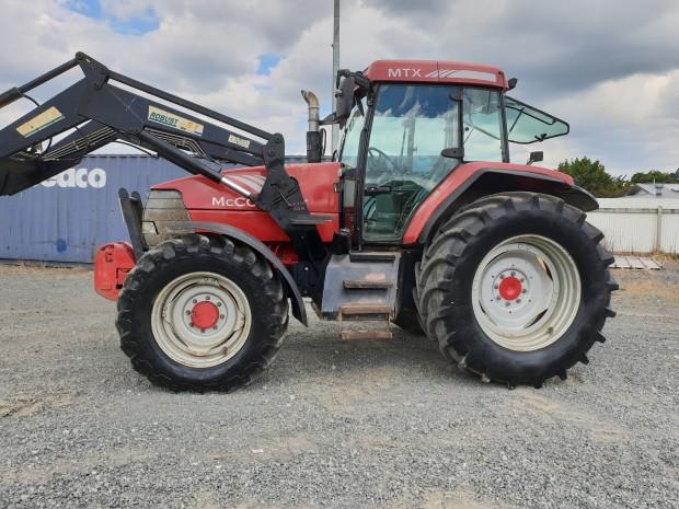 mccormick mtx140 tractor fwa/4wd