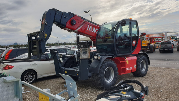 telehandlers for sale 1522649