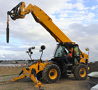 Used Telehandlers - For Sale