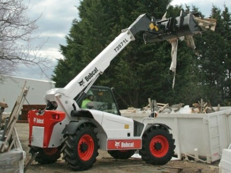 A review on Bobcat Telehandler T3571L