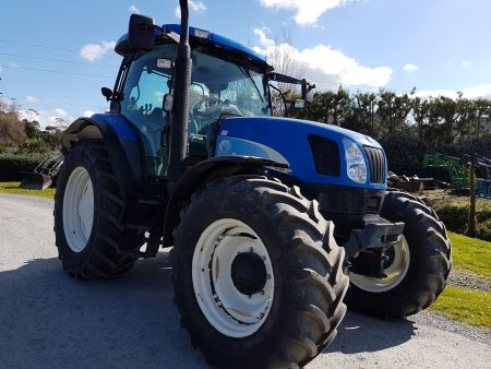 125hp tractor hire