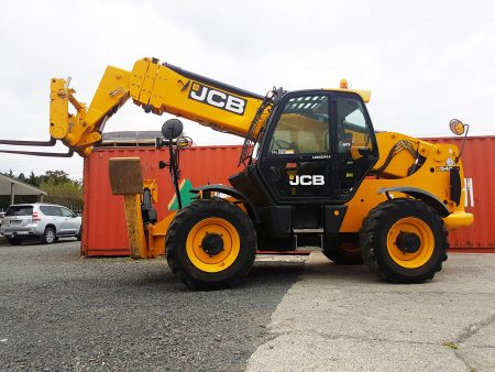 17m JCB Telehandler for hire
