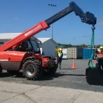 Fixed Boom Telehandler