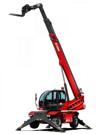 magni rotating telehandler 4 18 smart