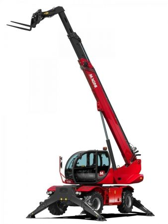 magni rotating telehandler 5 18 smart