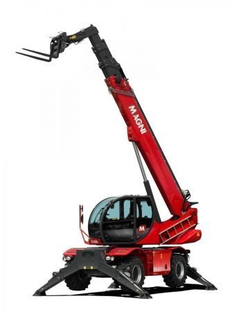 magni rotating telehandler 5 21 smart