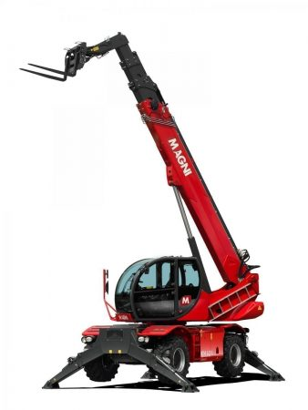 magni rotating telehandler 5 25 smart