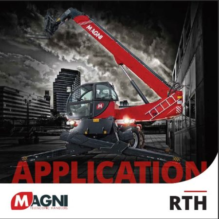 RTH Telehandlers in action